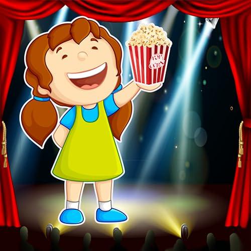 Hollywood Movie Theater : die Butter Popcorn Schießen Spiel - Gold Edition