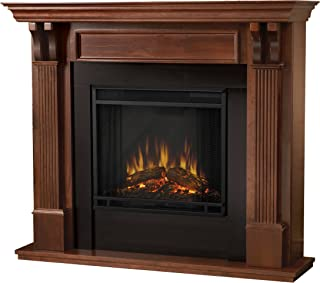 Best mahogany electric fireplace Reviews