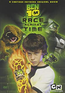 CN: Classic Ben 10 Race Against Time