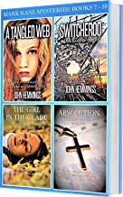 MARK KANE MYSTERIES: BOOKS 7 - 10: A Private Investigator Clean Mystery & Suspense Series. Murder Mysteries & Whodunits with more Twists and Turns than ... (MARK KANE MYSTERIES BOXSET Book 4)