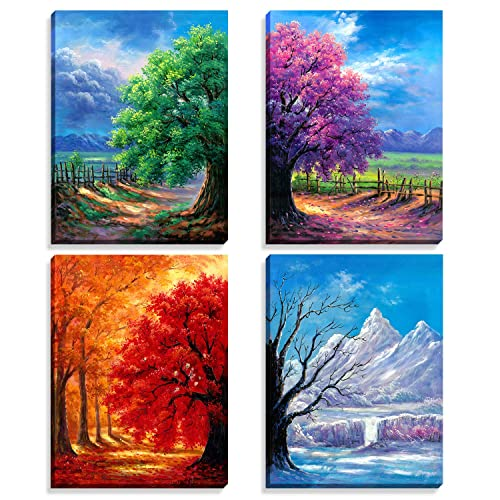 Large Framed Landscape Wall Art: Amazon.com