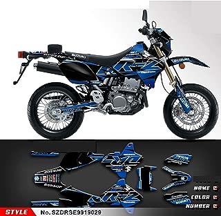 drz400 sticker kit