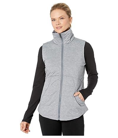 Marmot Visita Insulated Vest (Steel Onyx Heather) Women