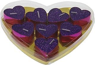 Heart Tea Light Candles