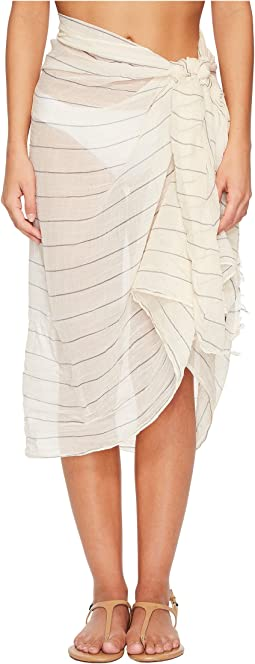 Hat Attack - Striped Beach Sarong