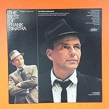 FRANK SINATRA Best Of 1979 Capitol SN 16109 LP Vinyl VG++ Cover VG++