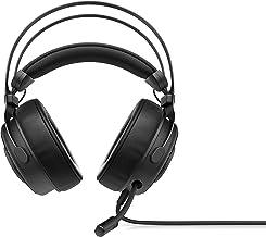 Fone de ouvido OMEN Blast | Fone de ouvido para jogos com microfone retrátil, cancelamento de ruído e som surround 7.1 | F...