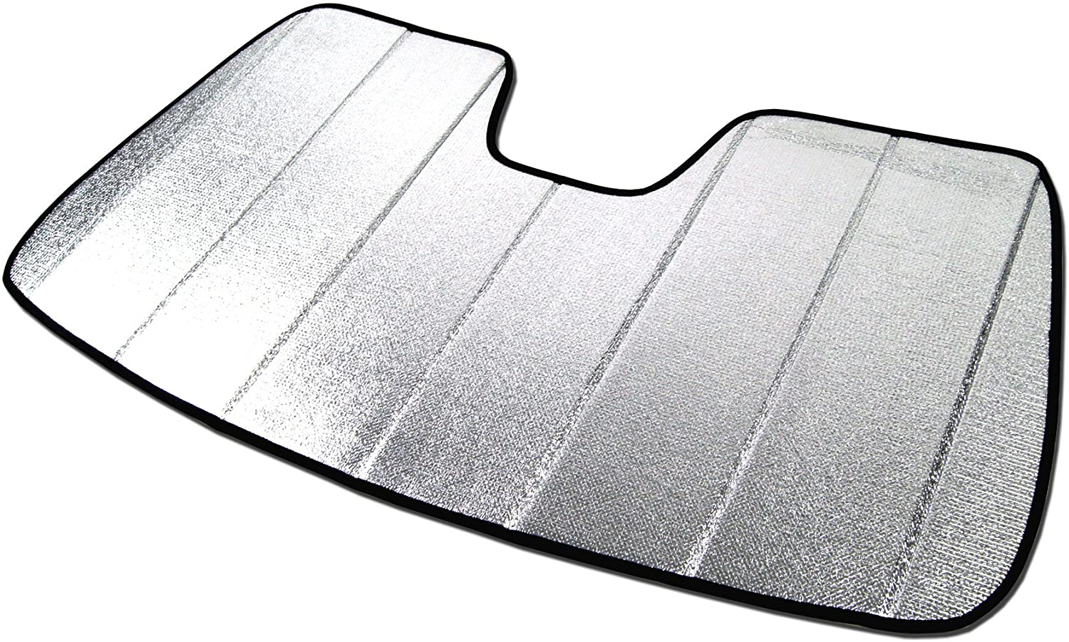 Tuningpros SS-474 1-pc Set Silver Grey Fit Custom Shade Sun Ranking 25% OFF integrated 1st place Ca