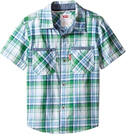 Seacliff Short Sleeve Shirt (Toddler)