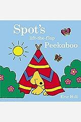 Spot's Peekaboo Board book