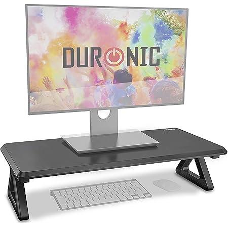 Euro in vetro trasparente perfetto come tavolo per TV o supporto per schermo 70 cm tavolo per TV in vetro in 3 diverse dimensioni e colori