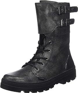 Palladium Women's Pallabosse Peloton L High Boots, 6.5