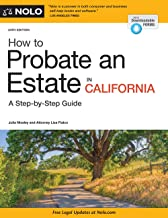 do it yourself probate in california