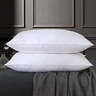 PALAWRAN Goose Down Alternative Pillow(2-Pack,20