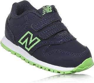 74213f67fa0ab New balance 500 scarpa sportiva con doppio velcro BLU VERDE, 23,5 MainApps