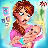 妊娠中のお母さん緊急救命士病院のゲーム