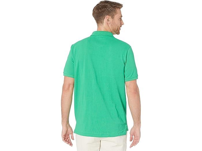 Polo Ralph Lauren Classic Fit Mesh Green Shirts & Tops