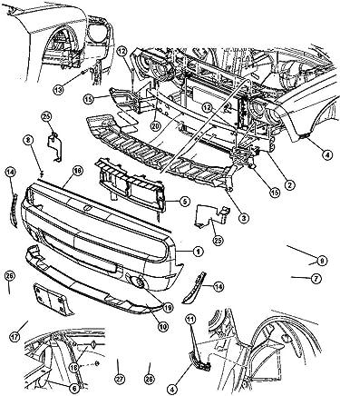 1969 Super Bee Wiring Diagram
