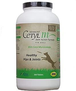 Nutri-Vet Cetyl-M Advanced Joint Action Formula Chewable Tablets 360 ct