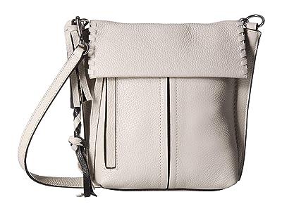 Vince Camuto Caol Crossbody (Silver Cloud) Cross Body Handbags