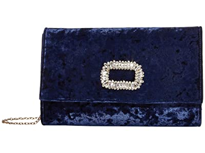 Jessica McClintock Nora (Navy) Handbags