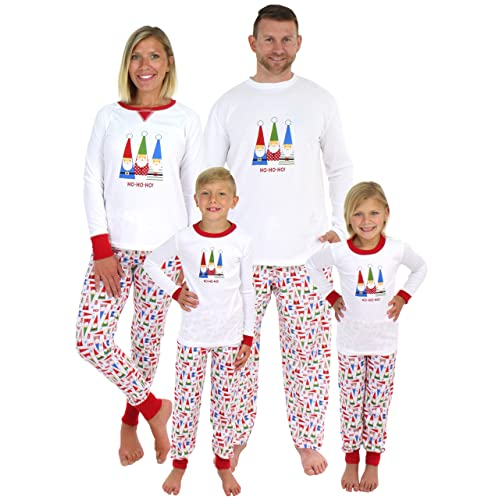 Sleepyheads Holiday Family Matching Gnome Pajama PJ Sets 8af9ba299