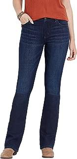 Women's Denimflex TM High Rise Dark Wash Bootcut Jean