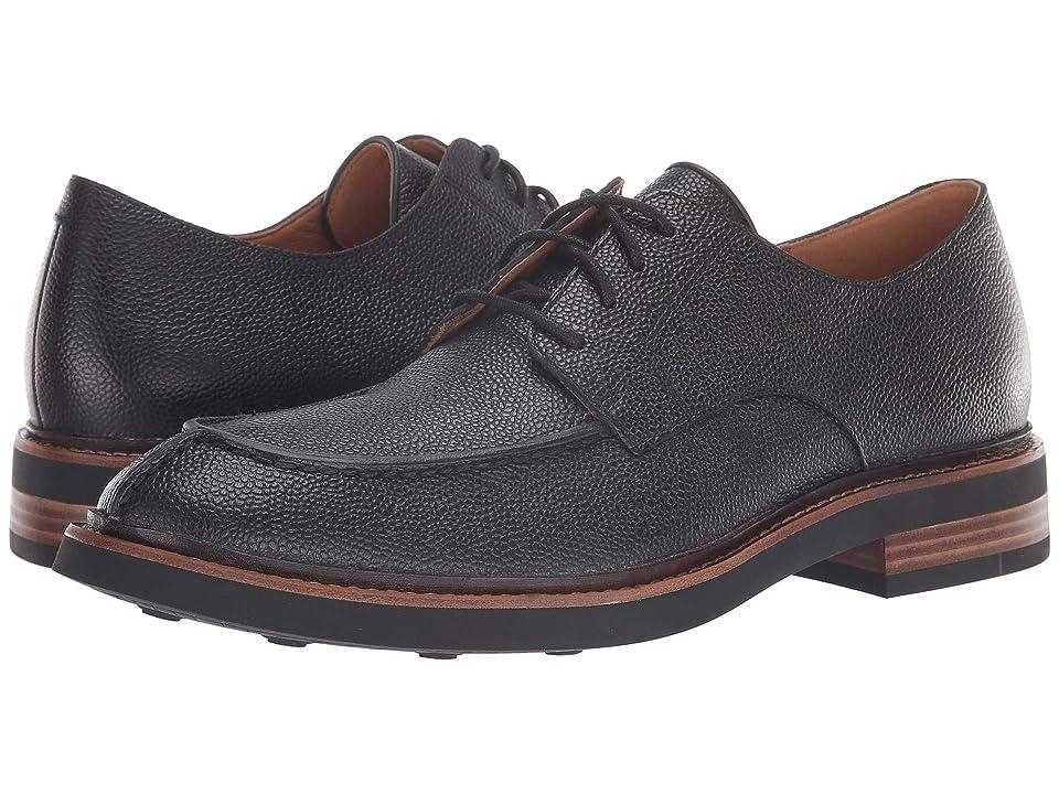 Clarks Whitman Lace (Black Interest Leather) Men