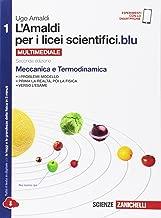 L'Amaldi per i licei scientifici.blu. Per le Scuole superiori. Con espansione online: 1
