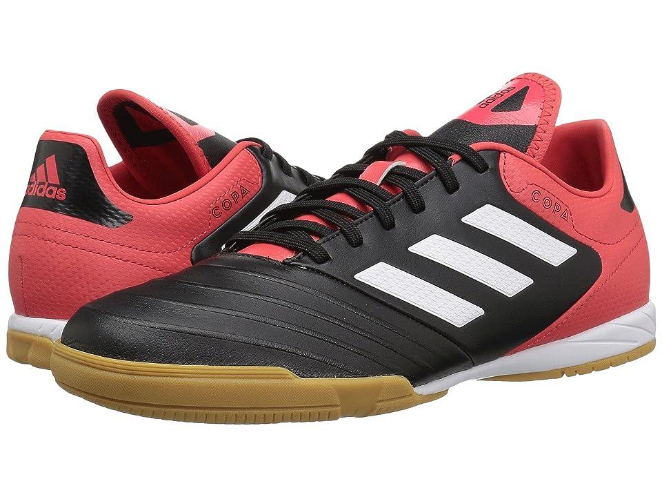 adidas Copa Tango 18.3 Indoor (Black/White/Real Coral) Men