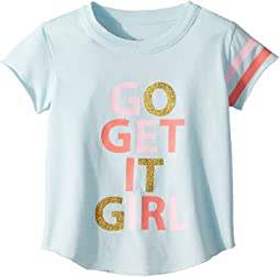 Vintage Jersey Get It Tee (Toddler/Little Kids)