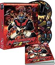 Mazinger Edición Z Impacto! Serie Completa Coleccionistas - Bd/Libro [Blu-ray]