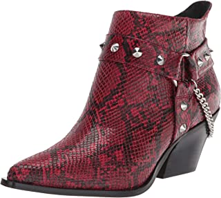 Jessica Simpson Zayrie Women's Boots Wicked Red 7