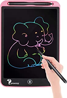 Proffisy Colourful Screen LCD Writing Tablet Pad 8.5 Inch Color Line E-Writing Electronic Board and Scribble MeMO Notes wi...