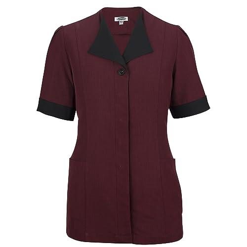 Averills Sharper Uniforms Womens Premier Hotel Ladies Housekeeping Tunic