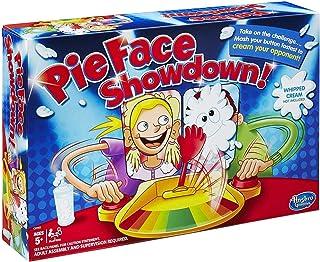 Double Person Pie cake to Face Family Game Showdown Challenge Prank Jokes Gags Anti Stress Toy for Kids