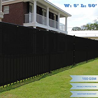 Best plastic privacy fence Reviews