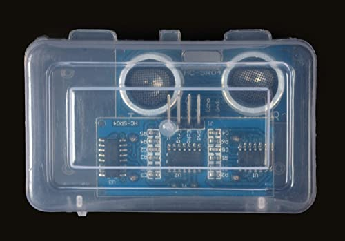 Easy Electronics Hc-sr04 Ultrasonic Distance Sensor Module (Set of 2)