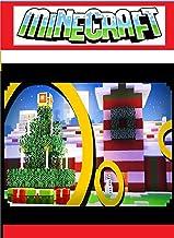 Minecraft- 10 Christmas Decoration Ideas (Minecrafters Screen Guide Handbook): Build Ideas, Starter Base, Survival Buildin...