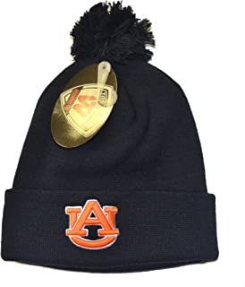 Top of World Rookie Youth Beanie Hat POM POM - NCAA Toddler/Kids Cuffed Winter Toque Knit Cap