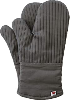Big Red House Oven Mitts, with The Heat Resistance of Silicone and Flexibility of Cotton,..