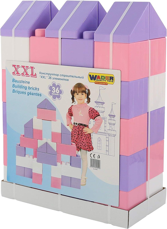 Polesie Polesie40299 Building Bricks shipfree Set-36 Construction Toy Max 58% OFF XXL