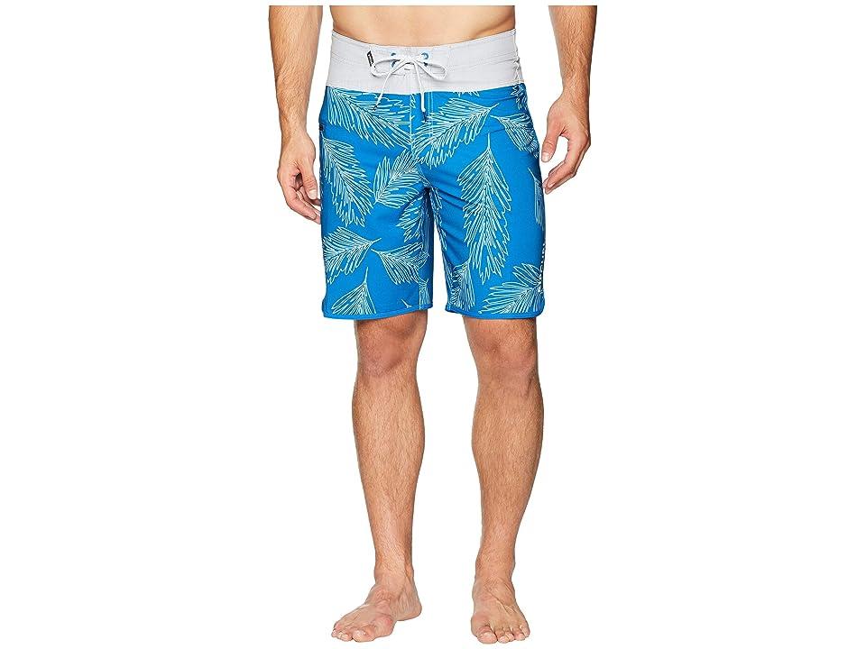Rip Curl Mirage Mason Rockies Boardshorts (Blue) Men