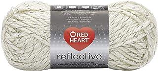 RED HEART Reflective Yarn, Aran