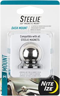 Nite Ize Original Steelie Dash Ball - Additional Dash Ball for Steelie Magnetic Phone Mounting System