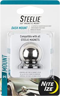 Nite Ize Original Steelie Dash Ball - Additional Dash Ball for Steelie Magnetic Phone Mounting System