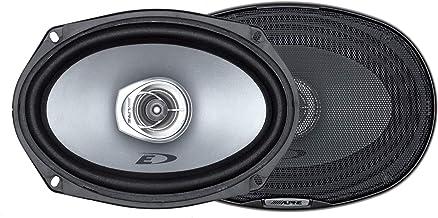 "$59 » Alpine XSE-6925S 90W 6""x9"" 2-Way Type-E Series Coaxial Speakers"