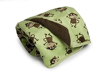 carter's monkey blanket