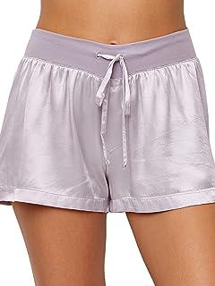 PJ Harlow Women's Mikel Bottoms-Nightwear, Lingerie & Underwear, Lavender, Extra Large