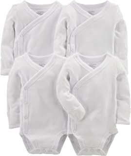 Baby 4-Pack Side Snap Bodysuit